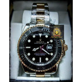 Reloj Rolex Yacht Master Acero Oro Rosa+regalo+nuevo+enviog