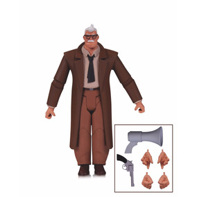 Comisionado Gordon Batman Animated Animado