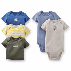 Ropa Carters Para Bebe Bodys 5 Piezas Y Conjuntos 3 Piezas