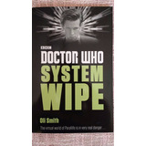 Libro Doctor Who, System Wipe (ingles)