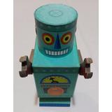 Robot Con Perro Y Puzzle 48 Piezas Rompecabezas +4 Años