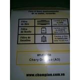 Filtro De Aceite Chery Orinoco (a3) Ch-5203