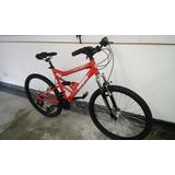 Bicicleta Mongoose Full Edge Aro 26