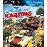 Little Big Planet Karting (português) - Ps3 - Lacrado