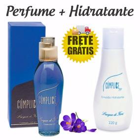 Perfume Cumplice 120 Ml - Hidratante 220ml - Lacqua Di Fiori