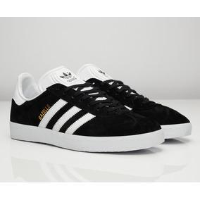 adidas negras gazelle