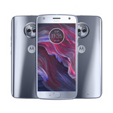 Motorola Moto X4 5.2in 32gb Câmera 12mp+8mp Azul Topázio