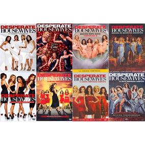 Esposas Desesperadas Paquete Temporadas 1 2 3 4 5 6 7 8 Dvd