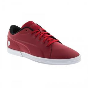 Zapatillas De Hombre Puma Sf Wayfarer Speziale Rojo