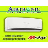 Aire Minisplit Mirage Titanium Ii 1 Tr 220v S/frío Elegante