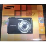 Camara Samsung Es9