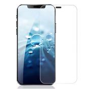 Mica iPhone 12 Mini / Pro / Max Devia Cristal Templado Polvo