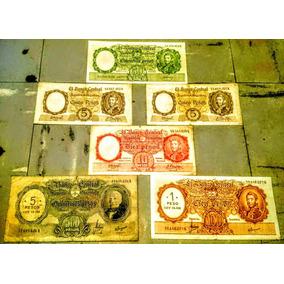 Billetes Argentinos - Moneda Nacional - Resellados Ley 18188