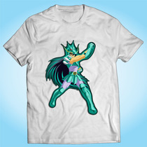 Camisa Cavaleiros Do Zodíaco Shiryu De Dragão Saint Seiya Tv