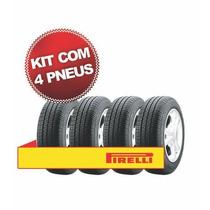Kit Pneu Pirelli 185/70r13 P400 85t 4 Un - Sh Pneus