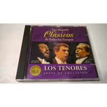 Grandes Éxitos Vol. Iv, Los Tenores - Cd Spain Nm Pavarotti