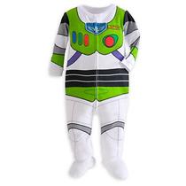 Disfraz Buzz Lightyear Toy Story Mameluco Original De Disney