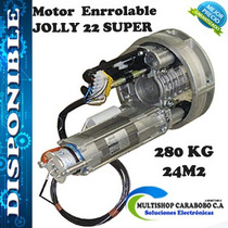 Motor Enrrollable Santa Maria Jolly 22 Super Italino