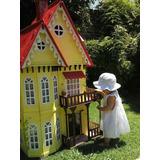 Casita De Muñecas Para Barbie Estilo Mansion