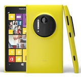 Nokia Lumia 1020,color Amarillo,libre,41 Mp,4g Lte,a S/. 569