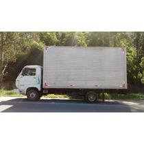 Baú Carga Seca P/ Caminhão Vw - 2,20x2,70x5,50 Aceito Troca