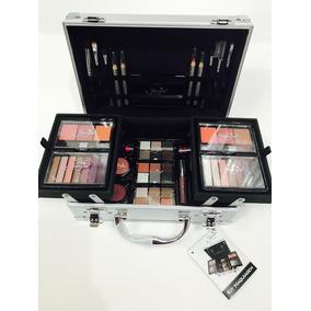 Maleta De Maquiagem Completa Profissional Jasmyne Avon + Fg