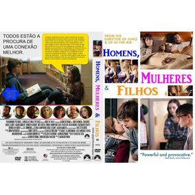 Homens Mulheres & Filhos Dvd Original Novo Lacrado