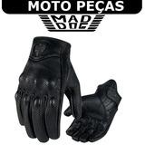 Acessório P Harley Luva Icon Persuit Couro Cabra Verão U Z