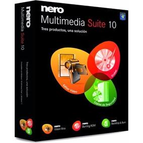 Nero 10 Multimedia Suite Original