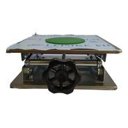 Elevador Metálico Para Laboratorio 20x20cm, Arcano