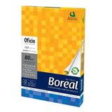 Resma Boreal Oficio 80g 500 Hojas Industria Argentina