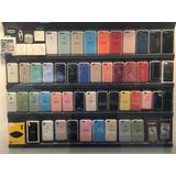 Estuche Carcasa Case Iphone 6 7 8 X Silicona Apple