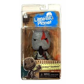 Little Big Planet Kratos Sackboy Neca