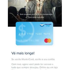 Convite Cartão Mercado Livre Aprovação 100% Garantida