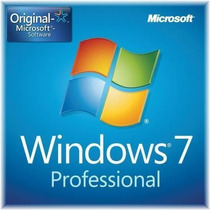 Serial Windows 7 Profissional 32/64 Bits Original