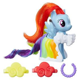 Juguete Hasbro My Little Pony B8810/b9622 Rainbow Dash