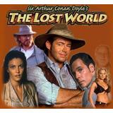 O Mundo Perdido - Série Dublada Completo Frete Gratis
