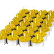12 Velas Aromáticas Citronela Mosquito Aromatica Aroma
