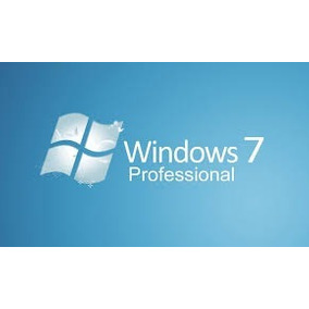 Windows 7 Professional Retail 1 Pc 32/64 Bits
