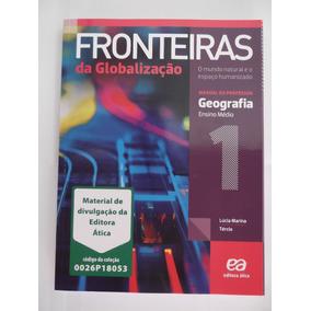 Pnld 2018 Livro Professor Geografia Fronteiras Marina 1º Ano
