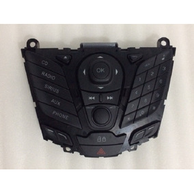 Painel Controle Radio Ford New Fiesta Be8z18842b