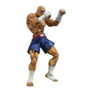 Boneco Sh Figuarts Sagat Street Fighter Lacrado Ryu Ken