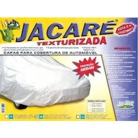 Capa Cobrir Jacaré Forrada 100% Impermeável P/ Ford Courier