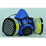 Semimascara Respiratoria Stim + 2 Filtros  Vapores Organicos