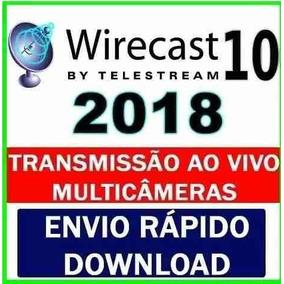 Wirecast 10 Pro Para Windows Nova Versão