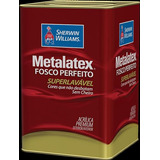 Tinta Acrilica 18l Palha Metalatex Sherwin-williams C05-120