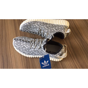 Tênis adidas Yeezy Boost 350 Branco Frete Grátis Caixa