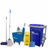 Kit Completo De Limpeza Geral E Conservação Bralimpia Ny03az