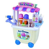 Brinquedos Crianças Sorveteria Infantil Food Truck Barato