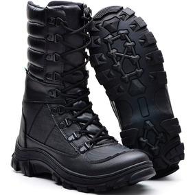 Bota Militar Tatico Coturno Masculino Feminino Dhl Franca
